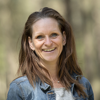Marion Hoskens portertfoto